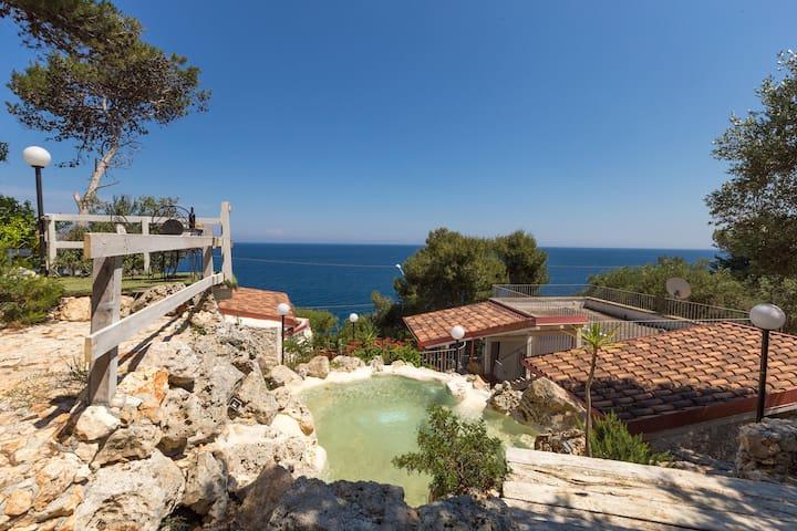 158 pajara con piscina vista mare ville in affitto a - Ville in affitto al mare con piscina ...