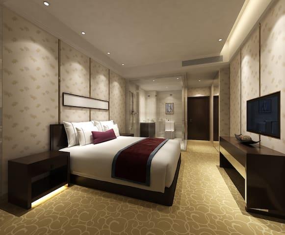 距离广州白云国际机场5分钟车程,24小时免费专车接送 - Guangzhou - Apartament