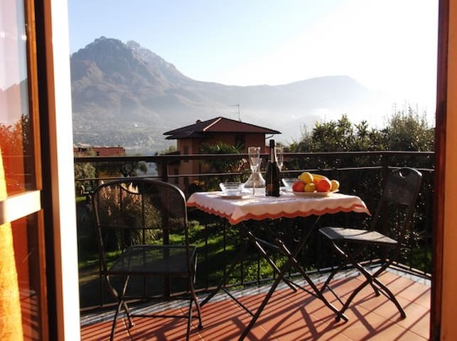 Maryrose first floor apartment - oliveto lario - Apartment