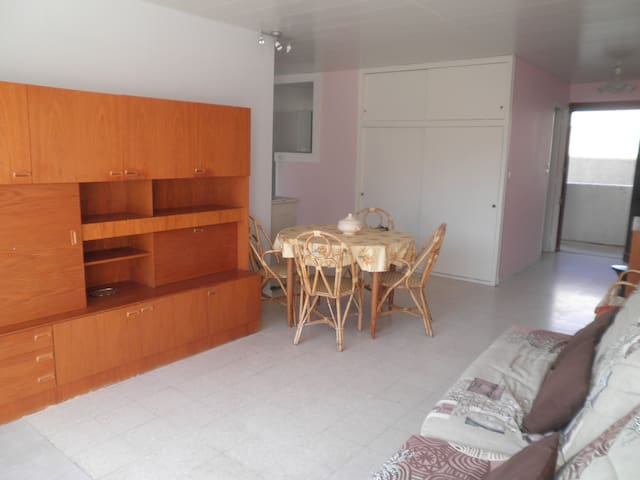 GRAU D'AGDE (HERAULT)APPARTEMENT T2 CENTRE VILLAGE - Agde - Apartment