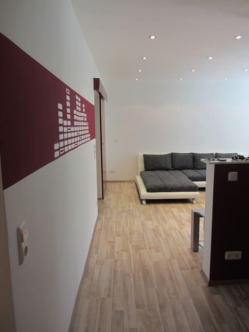 modern neu im herzen von m nchen wohnungen zur miete in m nchen bayern deutschland. Black Bedroom Furniture Sets. Home Design Ideas