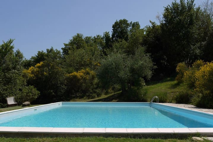 Stunning views and peaceful setting - Todi