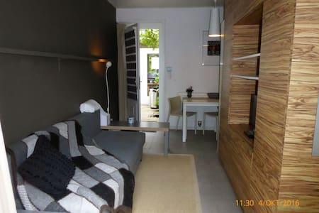 Zelfstandige studio, rustige locatie, hartje Delft - Delft - Lejlighed