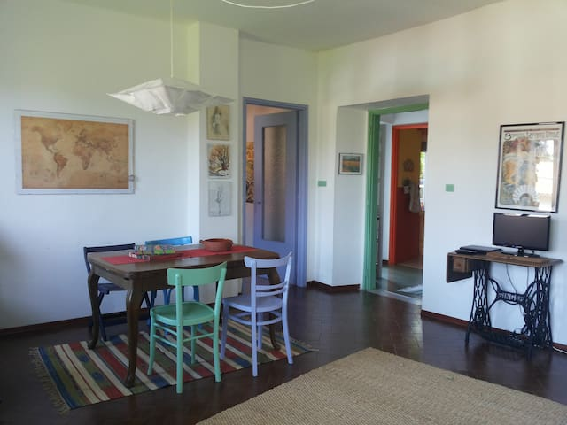 "Apartment ""La Sosta"" - Castelletto sopra Ticino - Apartment"