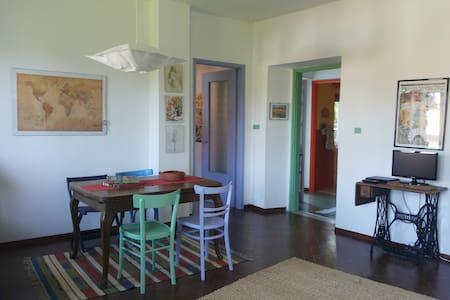 """Appartement vacances """"La Sosta"""" - Castelletto sopra Ticino"""