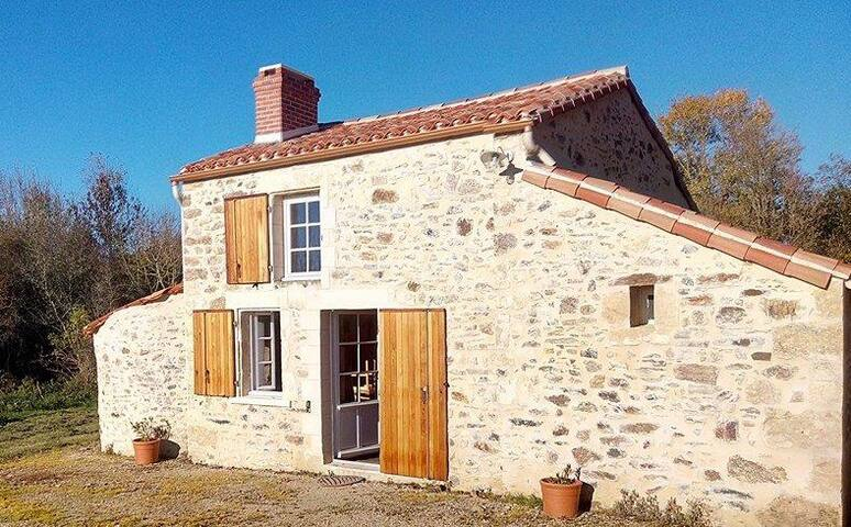 Le Fournil - Mervent - Casa