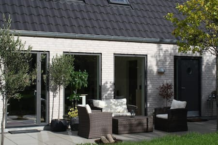 Modern house close to Copenhagen - Fredensborg - 独立屋