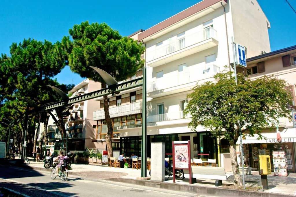 Residence Arno, facciata
