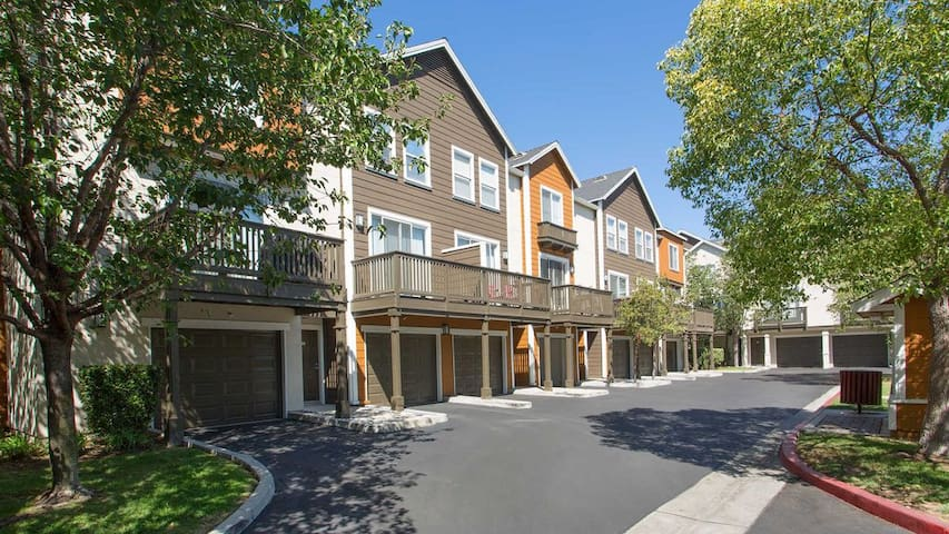 Town Homes offer a truly unique living experience!