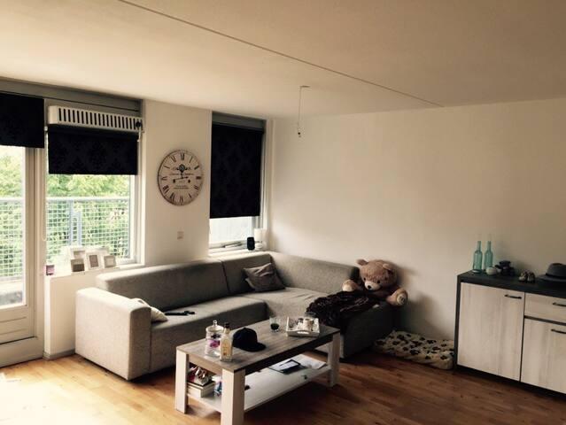 Prachtig appartement, hartje Breda
