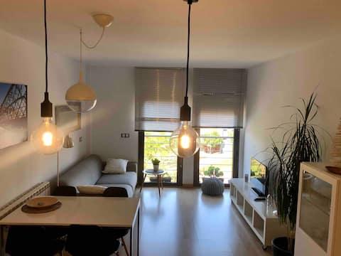 Acogedor Apartamento en el Centro de Girona