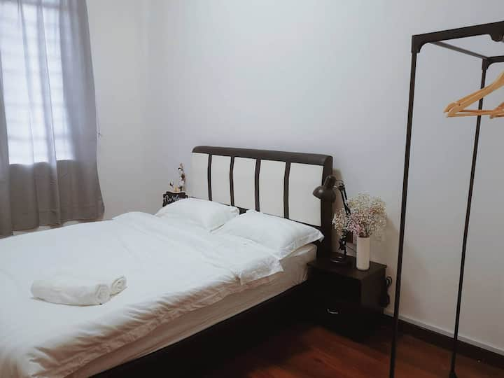 TerminaL 6 Homestay - Standard Twin Room 4