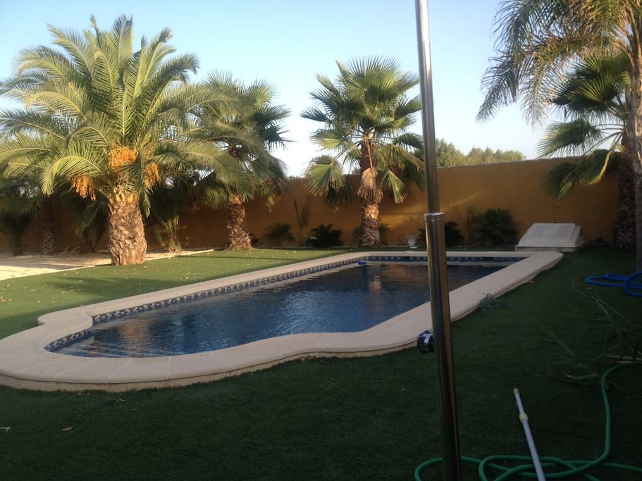 Piscina / Swimming-pool