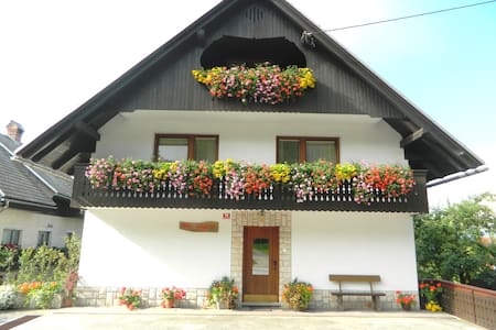 Apartment for two - Srednja Vas v Bohinju