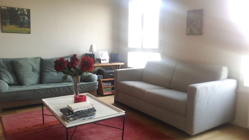 Cosy downtown 50M2 appartment - Angoulême - Byt