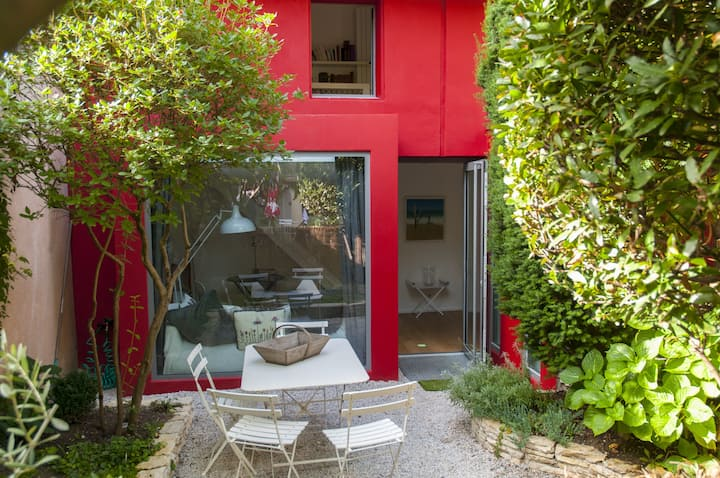 Small House design -Toulouse center