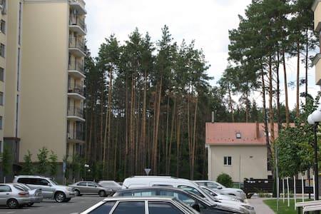 Апартаменты Киев Буча среди сосен