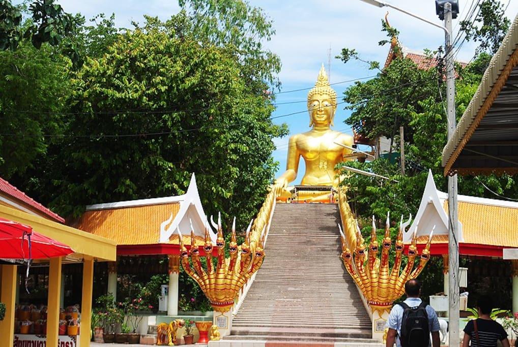 Big Buddha Mountain