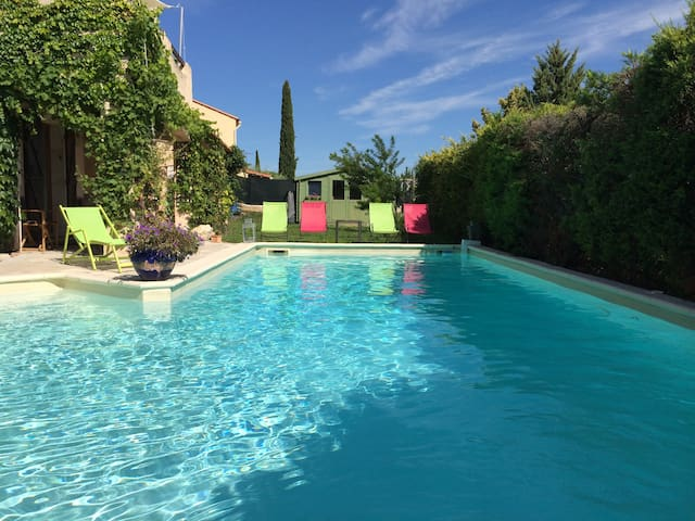 Charming Cottage and swimming pool in Provence