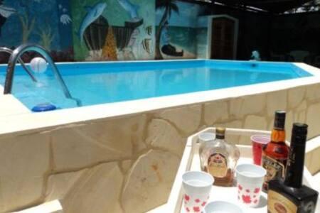 Villa Myriam,La Habana,Santa Fè, 2 Habitaciones - La Habana - 단독주택
