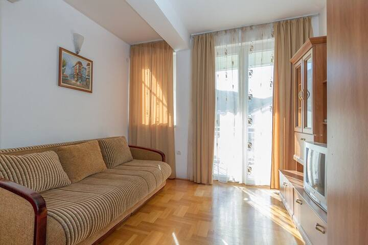 Comfy One bdr ap. with terrace Budva Center