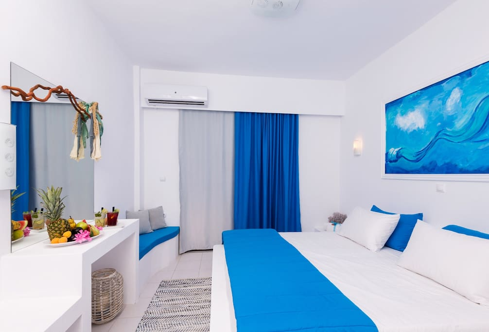 Single room on the beach chambres d 39 h tes louer lachania eg e gr ce - Chambre d hote ruoms ...