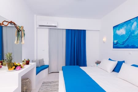 Single Room on the beach! - Lachania