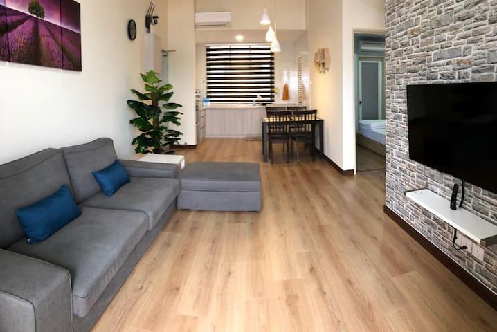 New★2 Bedroom@Mahkota Melaka/Walk to jonker & mall