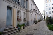 Chambre Parisienne