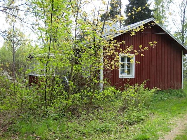 Villa Rånäs Peaceful house & garden - Kirkkonummi - Stuga