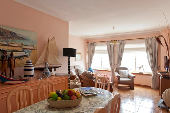 Aguda Beachfront Apartment