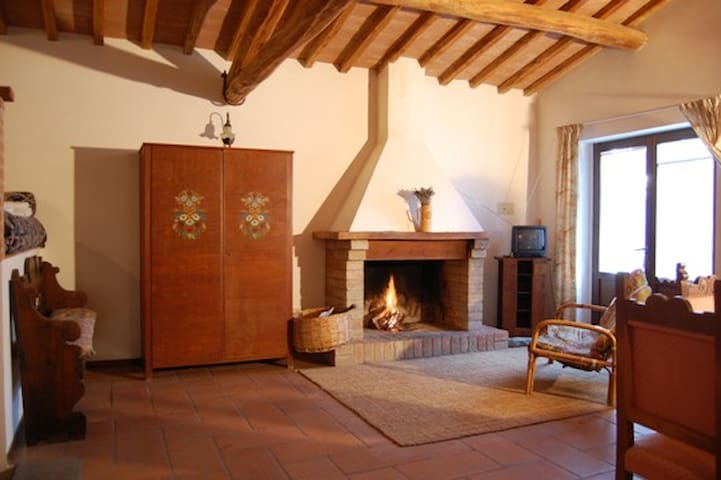 Villa in Umbria for 8 people (1 hour from Rome)