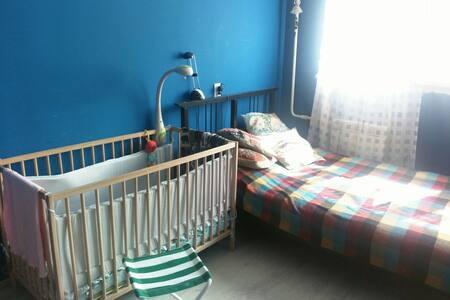 Уютная двухкомнатная квартира - Wohnung