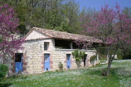 La Petite Grange - Tréjouls - บ้าน