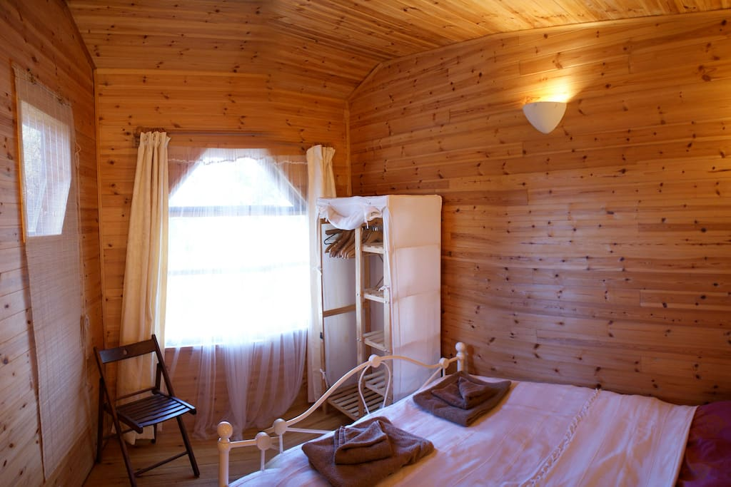 Double room in the Chalet
