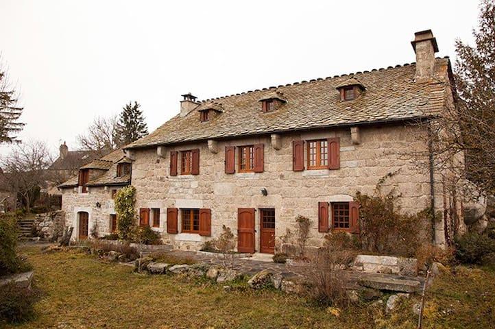 La Granitière, Ancienne Maison d'hôtes en Aubrac