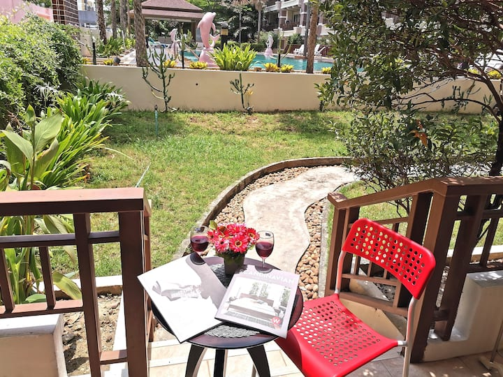 Best Location Patong Near Jungceylon + Pool Access