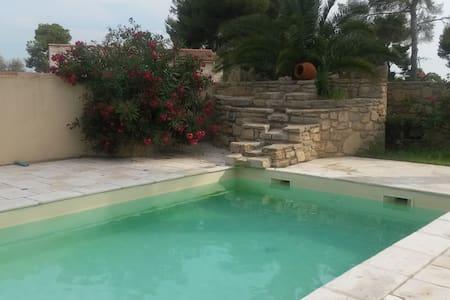Mobil-home avec piscine à Rognac - Rognac - Camper