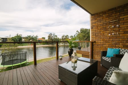 Gold Coast Waterfront Views! - Apartemen