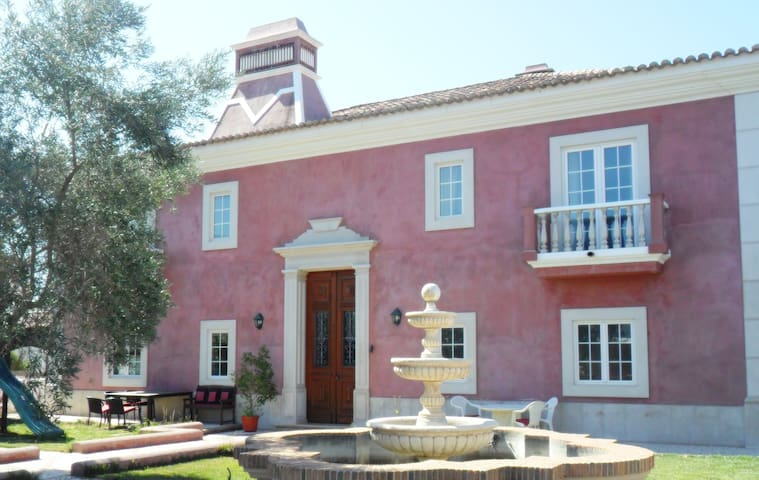 Villa mit Pool, Sonne und Kultur - São Brás de Alportel - Hus