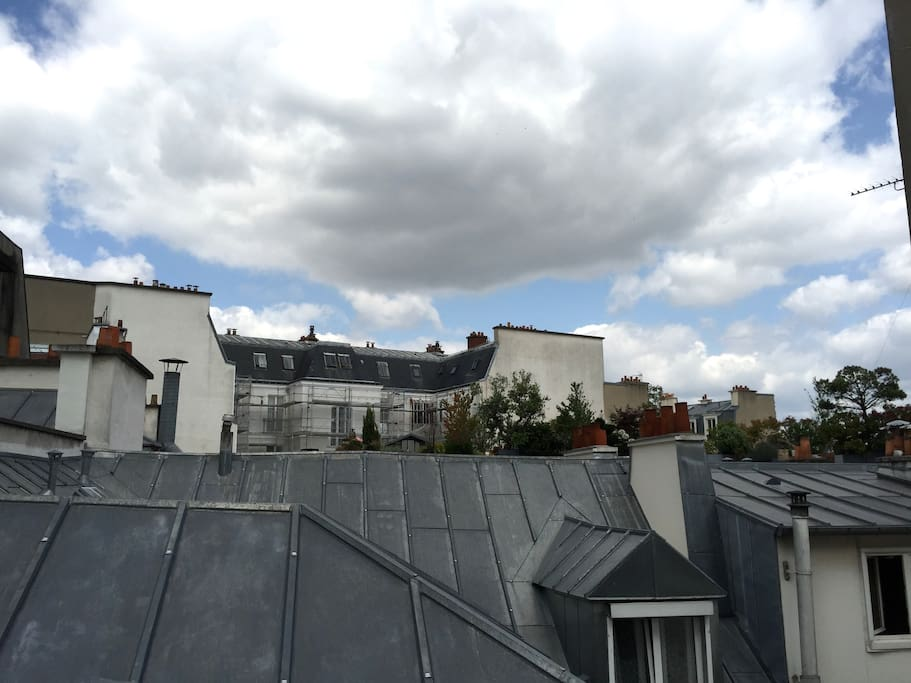Bastille 2 chambres bed and breakfast appartements - Chambre d hotes paris bastille ...