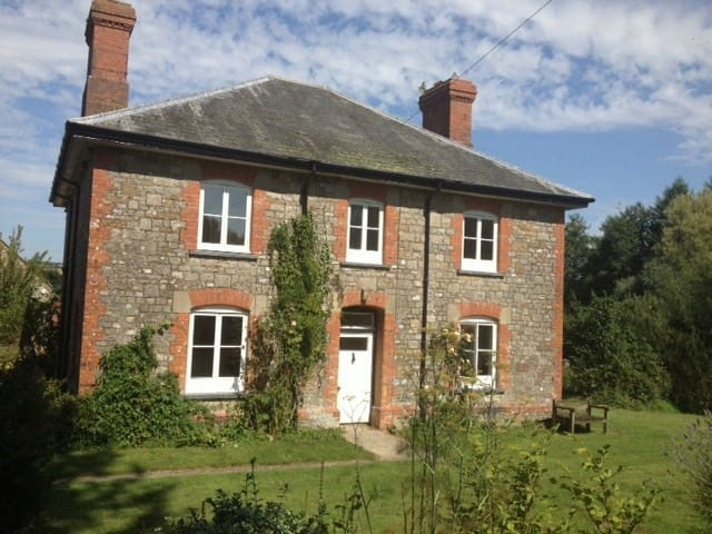 Magdalen Farmhouse - Chards - Casa