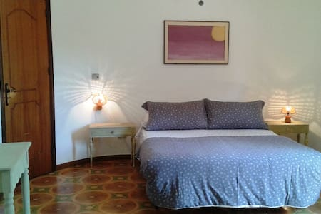 Room in a Small Village 4, Grotte, Agrigento - Grotte - Vila
