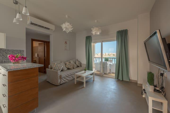 Instagram Apartment 1BR in Waterside El Gouna