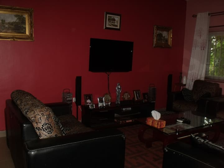 Abuja GV Homestay