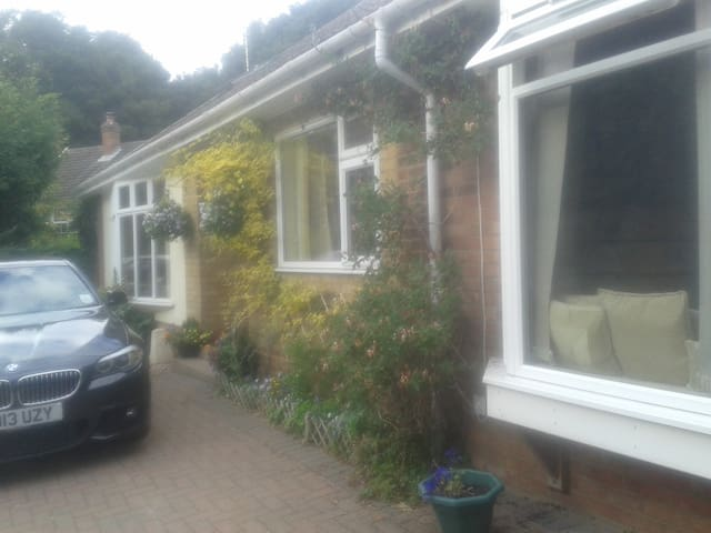 Double bedroom with own lounge and en-suite - Norwich - Casa