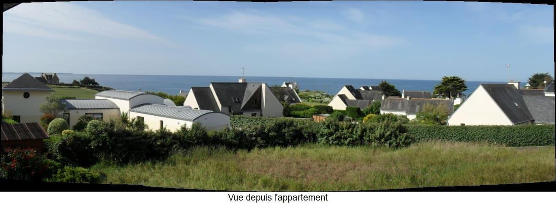Appartement indépendant  dans villa - Clohars-Carnoët - Apartment