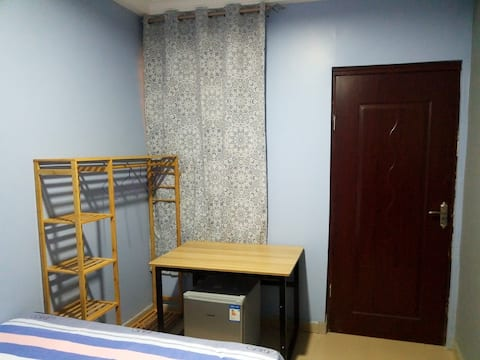 Hostel and guest rooms for short and long stay