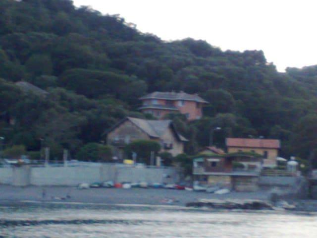 in villa fronte mare - Arenzano - Hus