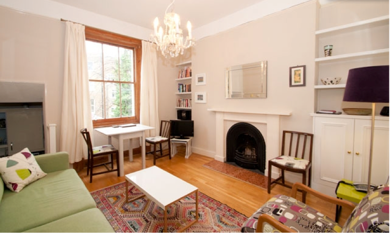 Lovely, bright, 2 bed flat